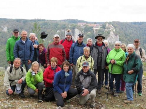 Herbstfärbung im Donautal (2)